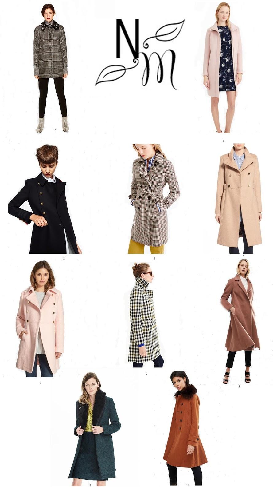 Ten Amazing On Sale Coats 2017