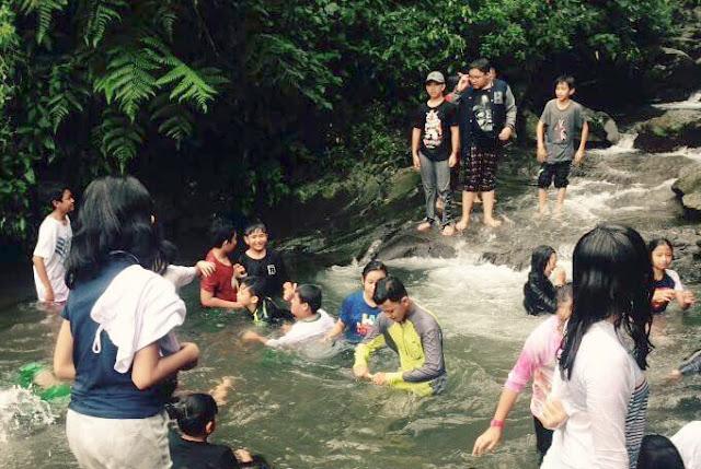 Acara Perpisahan di The Highland Park Resort & Hotel, Bogor