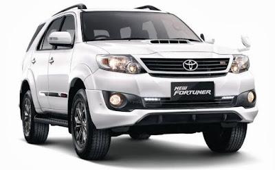 Daftar Harga Mobil Toyota Semua Tipe Edisi Juni 2016
