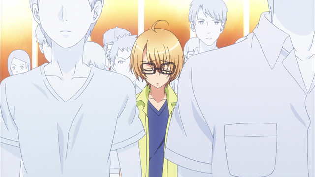 Love Stage!! Cap - 3