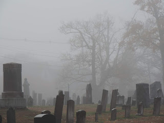 Halloween Cemetery Tour - Oct 31