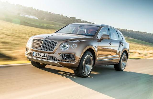 2017 Bentley Bentayga Reviews