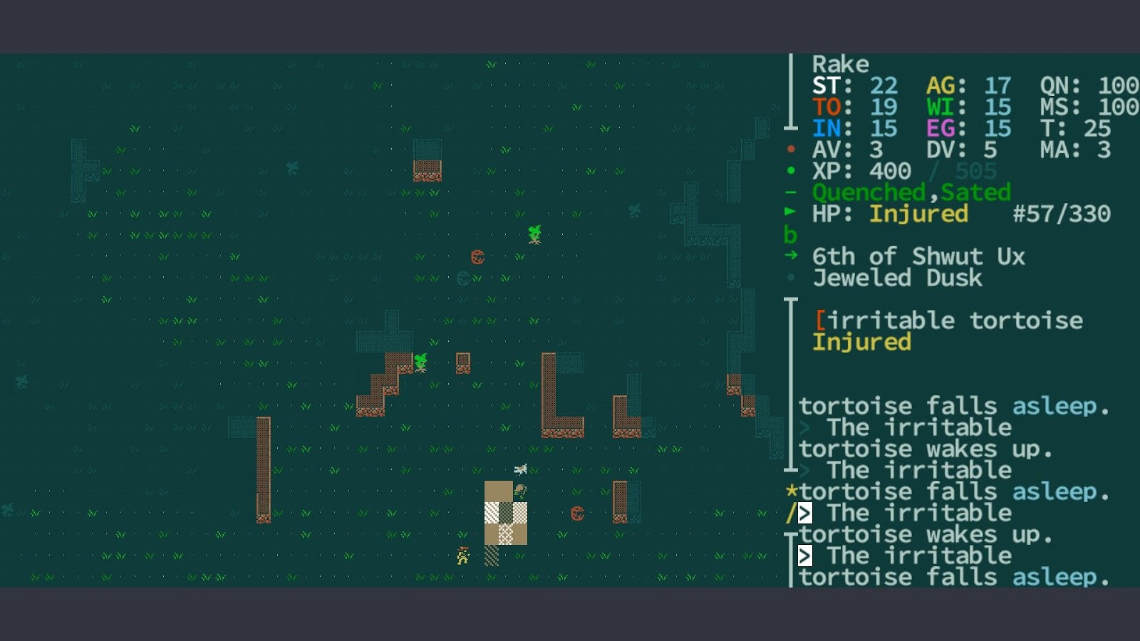 caves of qud cracked