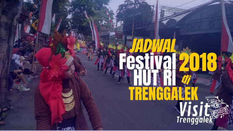 Jadwal Festival Trenggalek 2018