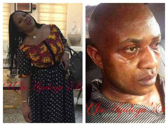 Evans wife speaks, begs Nigerians to forgive them, says she never knew he was into crime