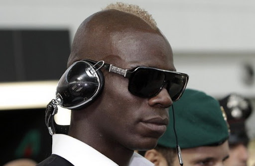 Italy forward Mario Balotelli will take responsibility when he has proof of his paternity