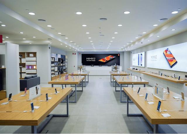 Xiaomi abre tiendas en Madrid y Granada.