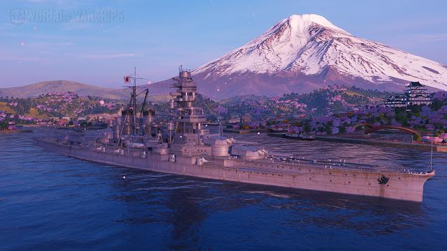 Kongo World of warships