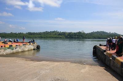 Baratang Island travel