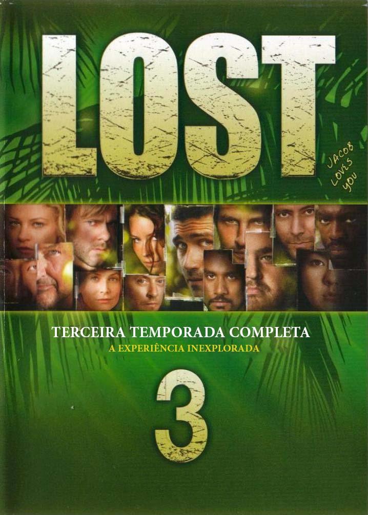Lost 3ª Temporada Torrent - Blu-ray Rip 720p Dublado (2006)