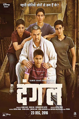 Dangal 2016 Hindi 720p pDVDRip 1GB HEVC Line Audio x265