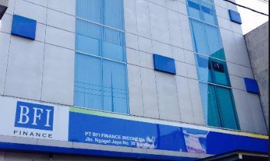 alamat lengkap dan nomor telepon Kantor Cabang dan Gerai BFI Finance yang berada di Provinsi Sumatera Barat :