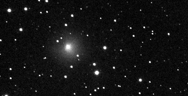 comet schwassmann wachmann 1 predominantly consists of only one type of material study finds
