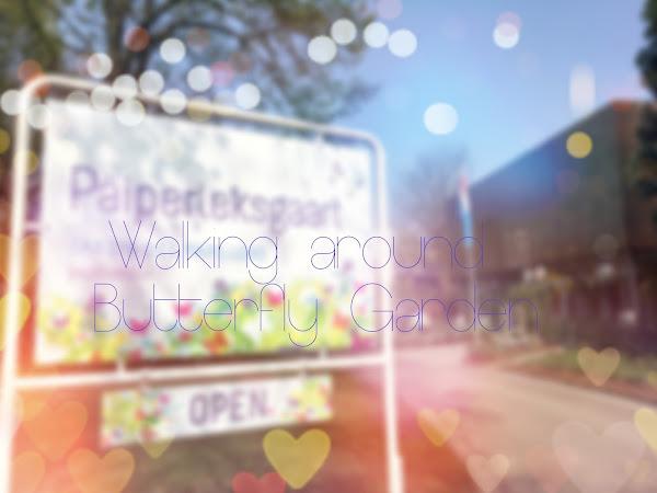 Съботна разходка :: Градината на пеперудите