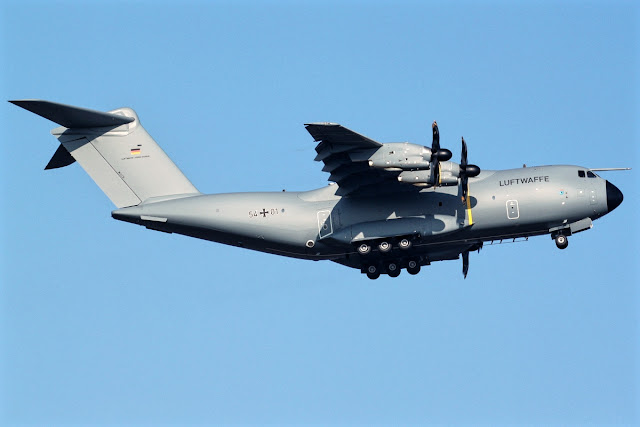 airbus a400m german air force
