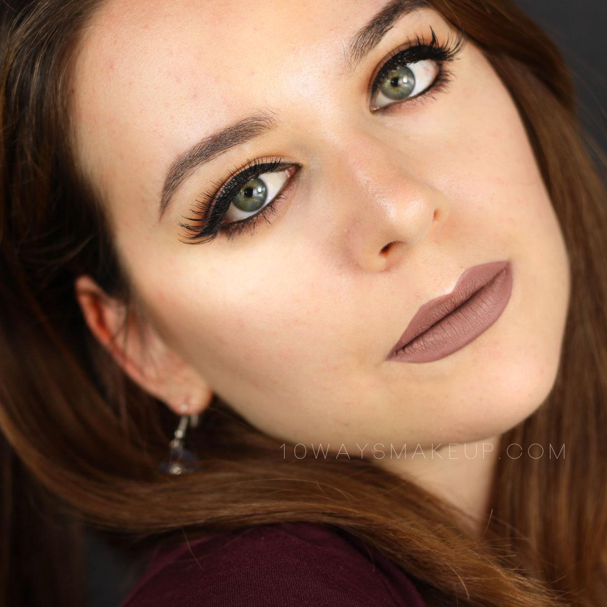 Nabla Stronger Dreamy Matte Liquid Lipstick