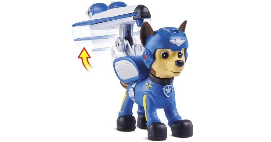 New Spin Toys : Nickalive spin master has high expectations for new quot paw