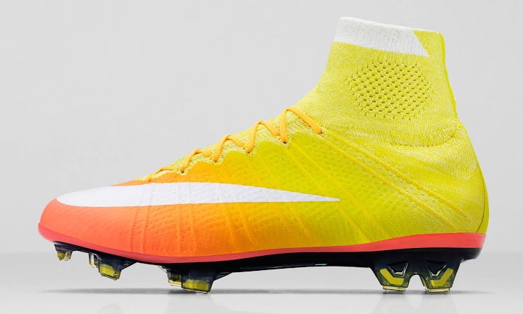 low priced 5fa78 09b13 Nike Mercurial Superfly 2016 Radiant Reveal Women s Boots - Yellow   Orange    White