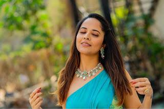 Anchor Anasuya Bharadwaj Latest Gorgeous Photoshoot