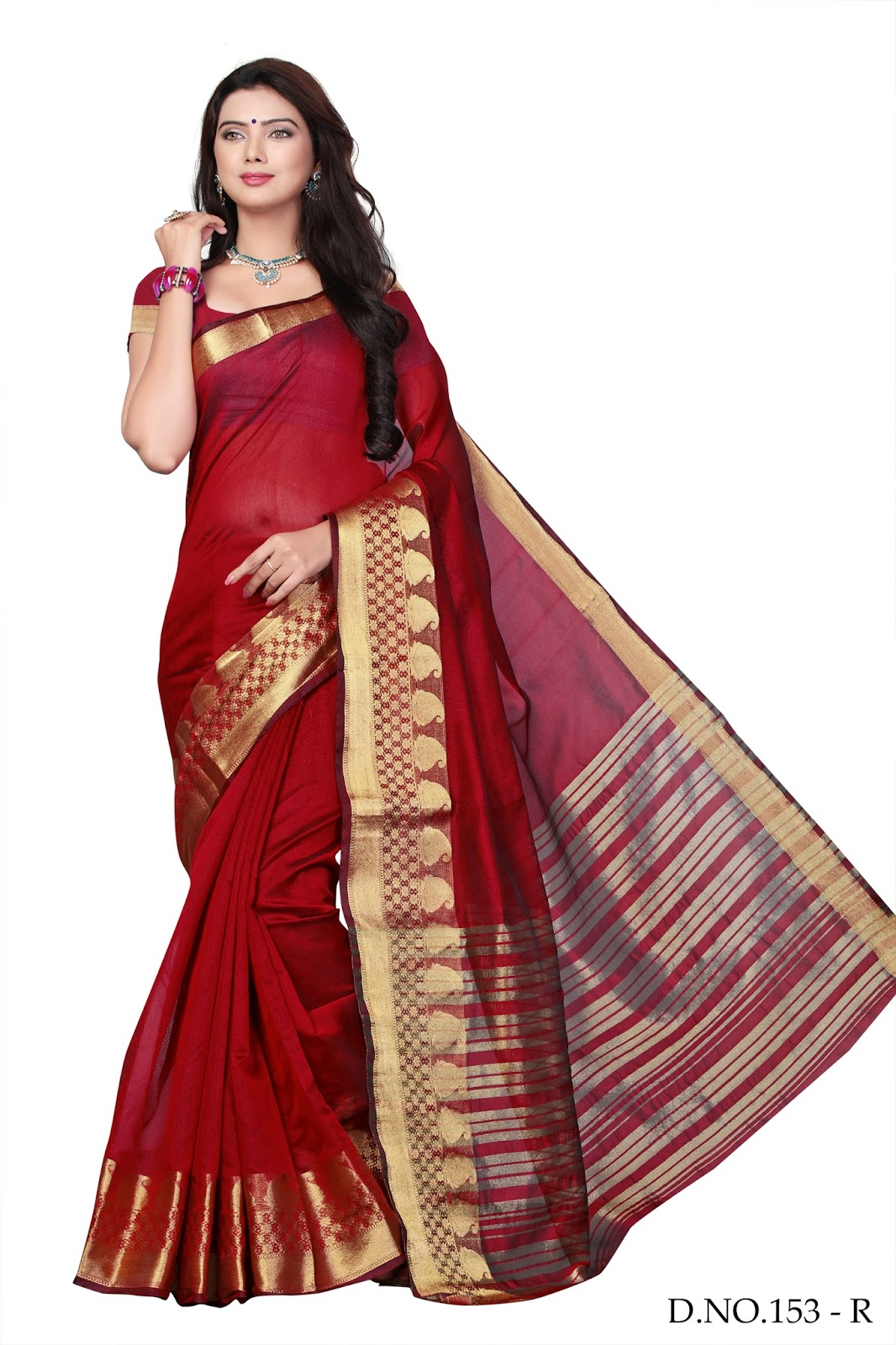 Vol 3 – Exclusive Fashionable Printed Saree Buy Online