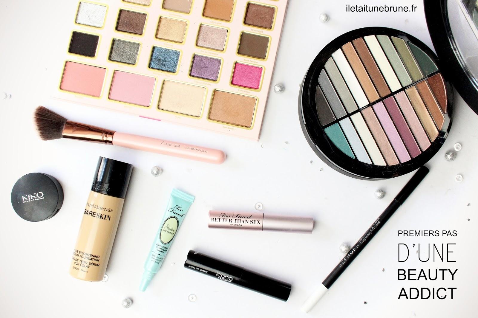 Tag premiers pas d'une beauty addict