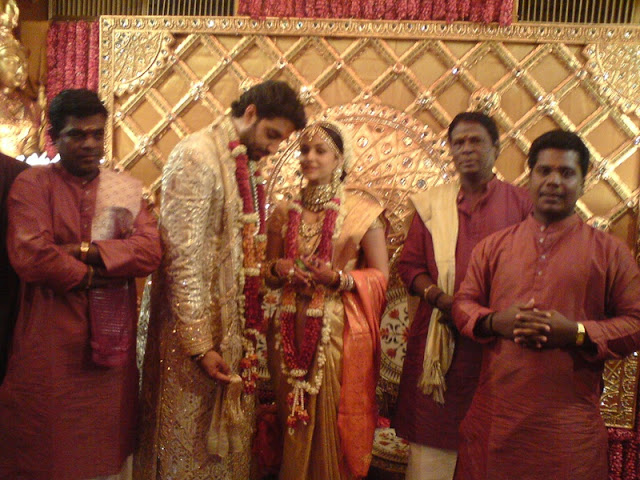 Image result for aishwarya rai wedding pic