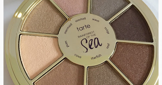 Spring Shadow Shades - Tarte Rainforest of The Sea