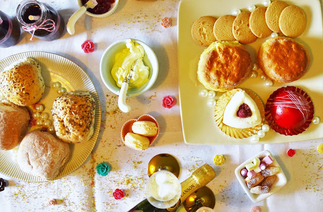 At-Home Afternoon Tea