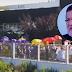 """Rajoy recibido en la Audiencia Nacional al grito de """"Este presidente es un delincuente"""""""