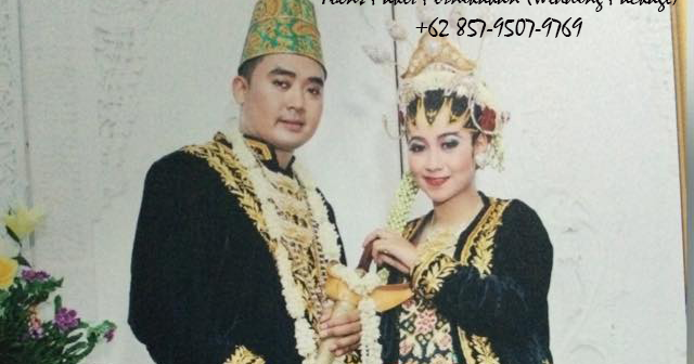 paket pernikahan wedding murah 0857