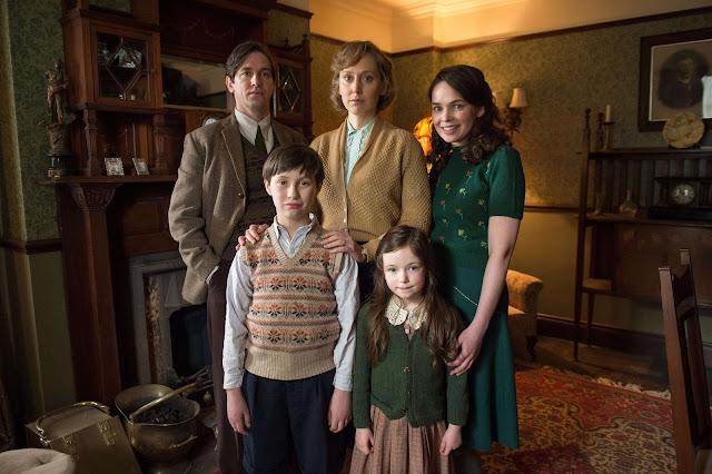 Escena familiar de 'Mi madre en tiempos de guerra'