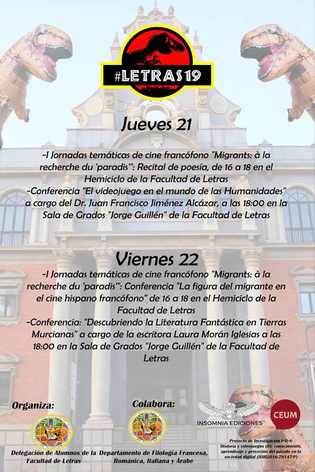 Fiestas de Letras 2019