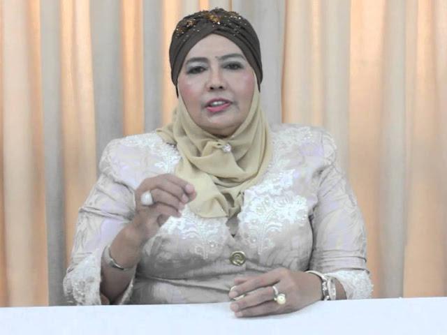 Dr. Maznah Hamid usahawanita dalam bidang dimonopoli lelaki
