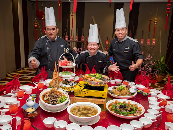 Chinese New Year 2019 Celebration in Penang Hotels