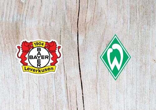 Bayer Leverkusen vs Werder Bremen - Highlights 17 March 2019