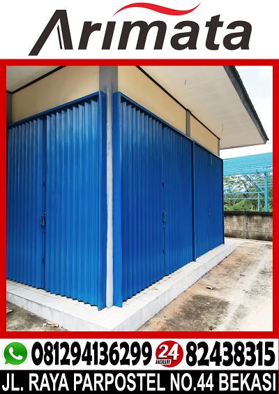 gambar Daftar Harga Folding Gate Rp Per Meter