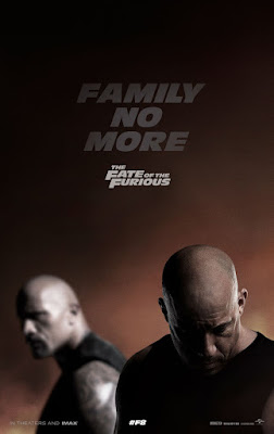 Fate of the Furious Teaser Poster