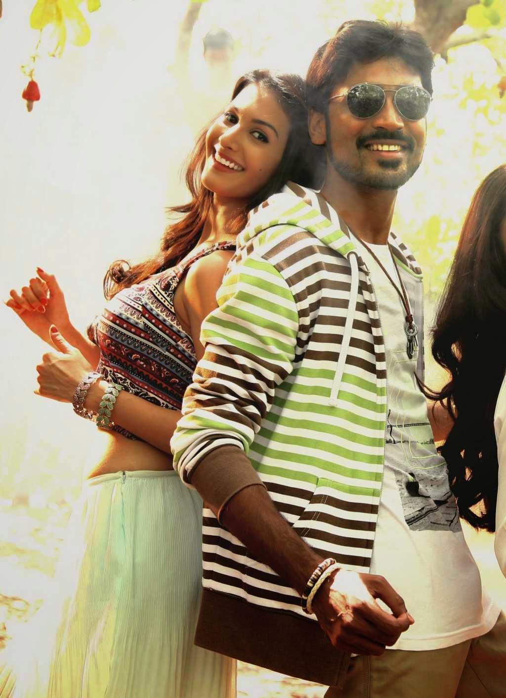 Dhanush-Anekudu Pics, Amyra Dastur, Dhanush Anekudu Movie Hot HD Stills
