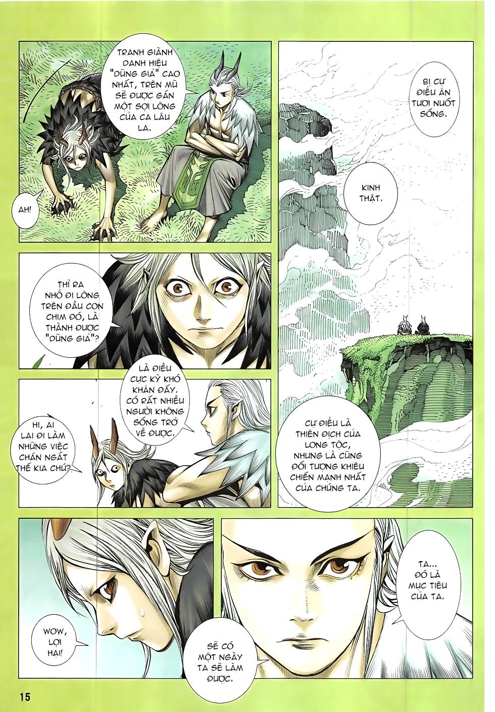 Tây Du chap 40 page 15 - IZTruyenTranh.com