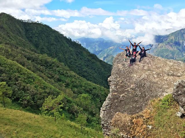 Rizza Salas x DIY Budget Itinerary Mt Ulap 2016