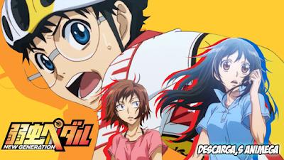 Yowamushi Pedal: new generation 25/25 Audio: Japones Sub: Español Servidor: Mega/Mediafire