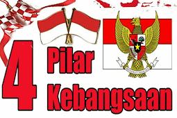 ISI 4 PILAR KEBANGSAAN INDONESIA