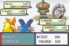 pokemon double emerald screenshot 2