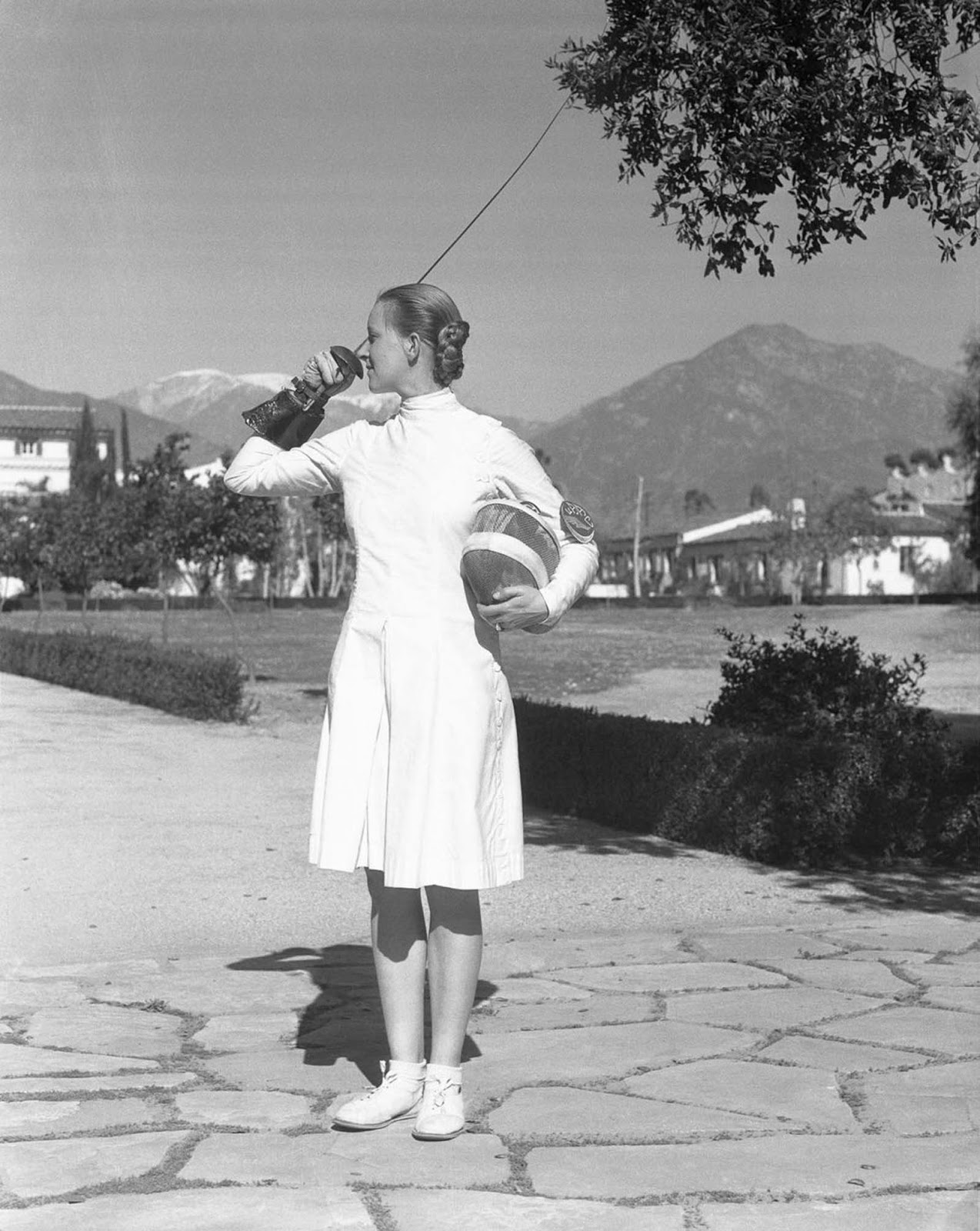 In California. 1934.