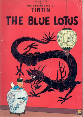 Download free ebook Tintin and the Blue Lotus pdf