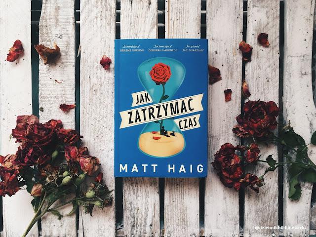 Jak zatrzymać czas - Matt Haig