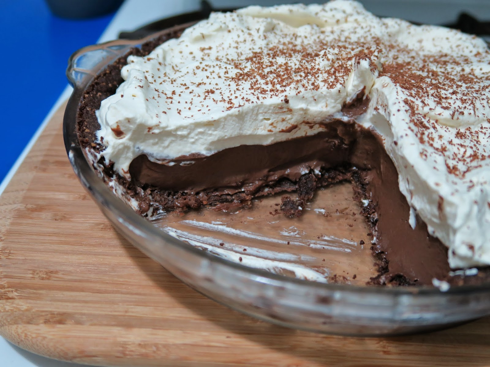 Chocolate Cream Pie | salt sugar and i