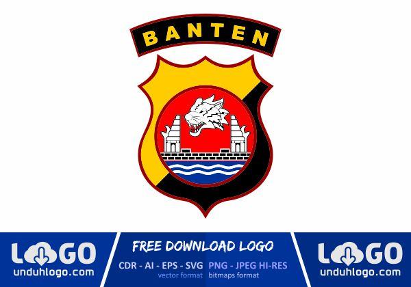 Logo Polda Banten