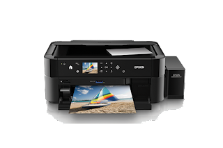 Descargar driver Epson L850 EcoTank Windows, Mac, Linux