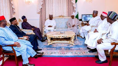 There was no meeting with Buhari, governors in Abuja House, London – Security expert claims